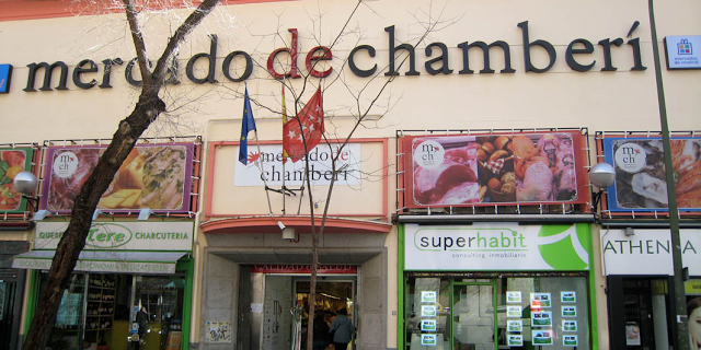 welcome to my rungle; mercado chamberí