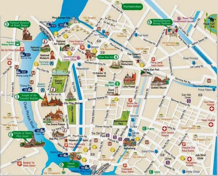 mapa-bangkok-zona-antigua1